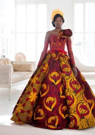 30 Trendy Ankara Wedding Dresses 2021 To Copy Now