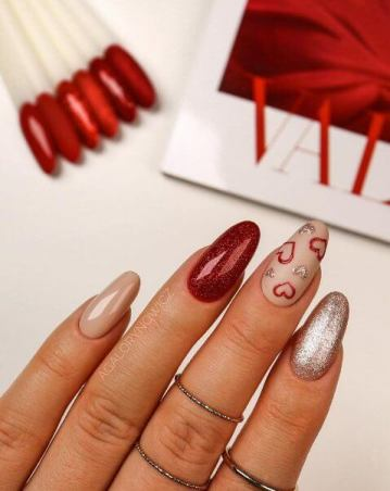 40+ Best Valentine's Nails 2021 Trends To Wear Now