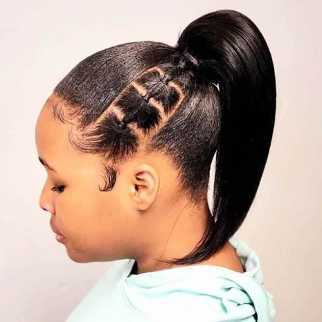 2021 Rubber Band Hairstyle Ponytails - Awesome To Try Now