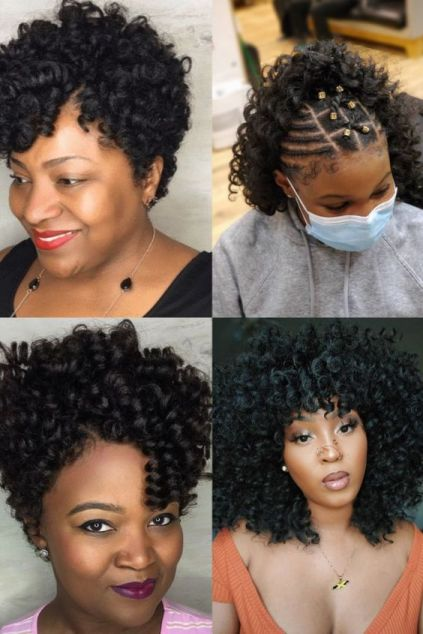 29 Gorgeous Short Crochet Hairstyles