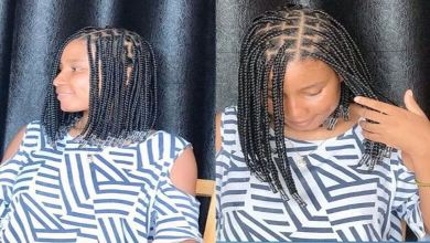 21 Excellent Small Knotless Box Braids Styles For 2021