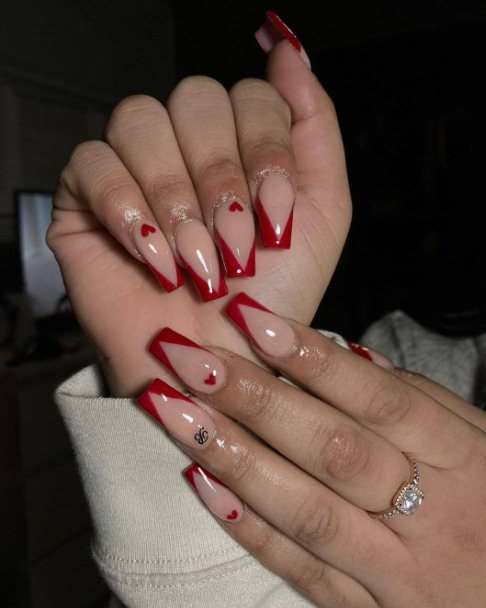 26 Amazing Valentines Day Nails 2021 To Paint ASAP