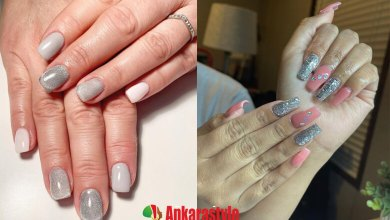 21 Silver Nail Ideas 2021- Stunning Ways to Paint ASAP