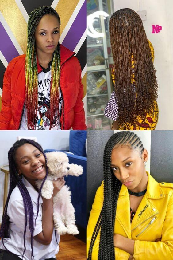 39 Braids Hairstyles 2021 To Copy Now