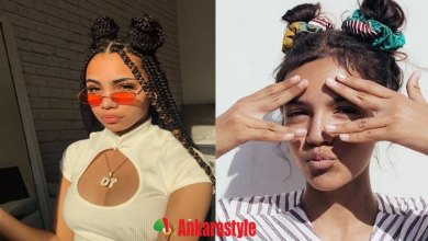 21+ Perfect Space Buns Hairstyles 2021 To Try Now