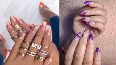 23 Gorgeous Acrylic Nail Ideas 2021 To Try Now