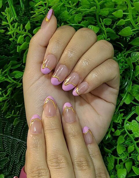 Summer pastel nail trends