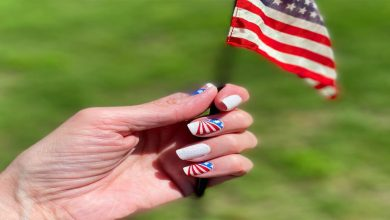23 Memorial Day nails 2021 - Awesome Ideas And Designs