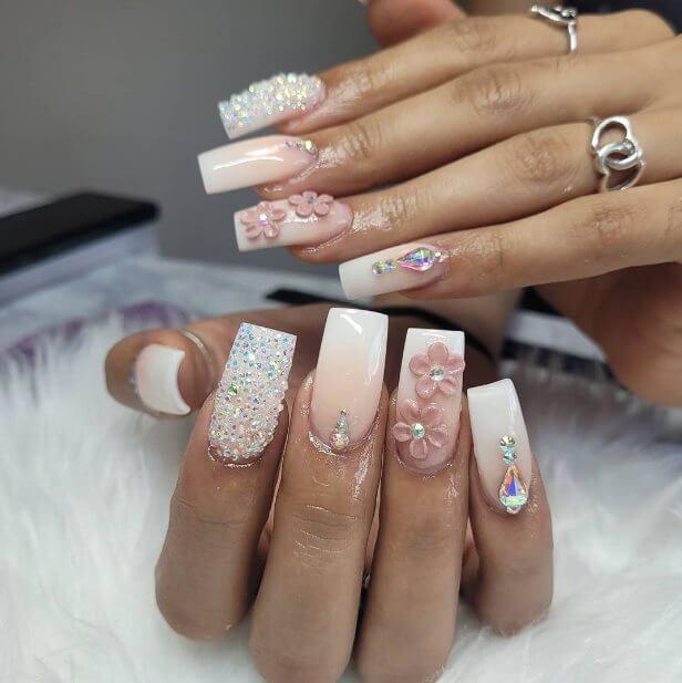 3D nail design ideas