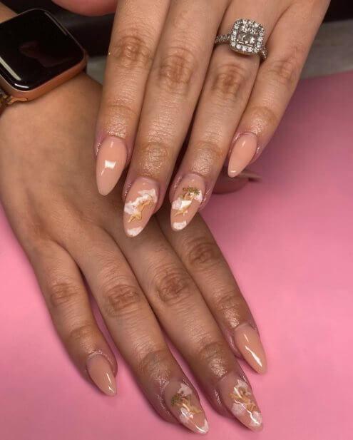 Angel Nails Ideas