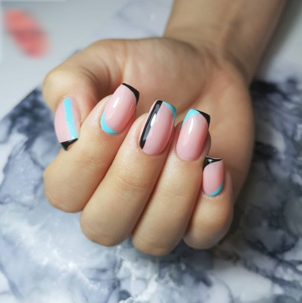 Sunny-Side Up Design Nail Ideas