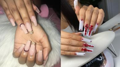 24 Gorgeous Graduation Nail Ideas 2021 With Awesome Designs