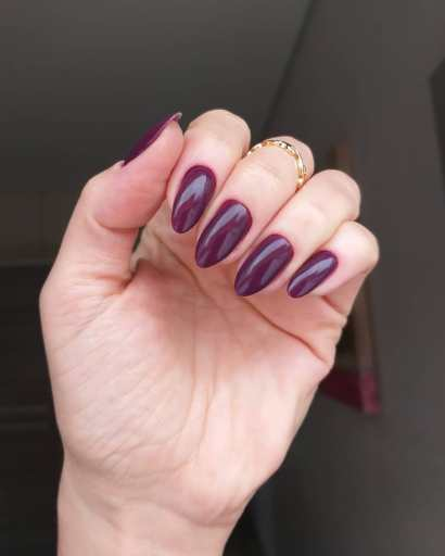 Short Almond Nails
