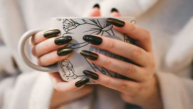 23 Perfect Short Almond Nails To Try In 2021