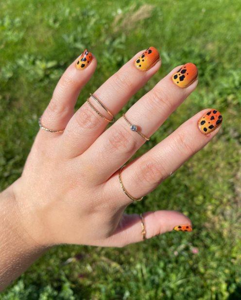 September nail Colors