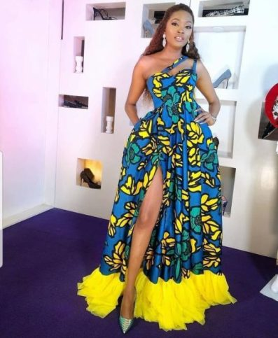 60 + Amazing Catalogue Of Ankara Styles For Attractive Ladies 2020/2021