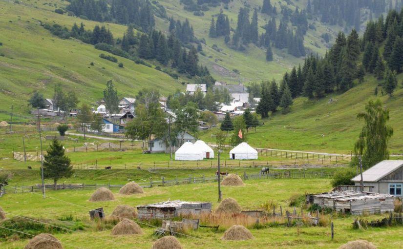 Jyrgalan Valley