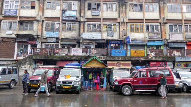 Abschied von Darjeeling