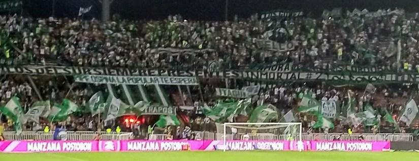 Atletico Nacional -Tolima 1:2