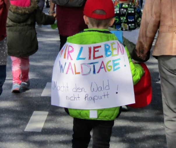 Freitag in Oberhausen