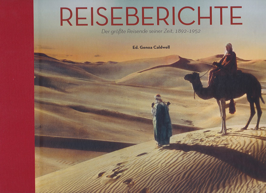 Reiseberichte coffee table book