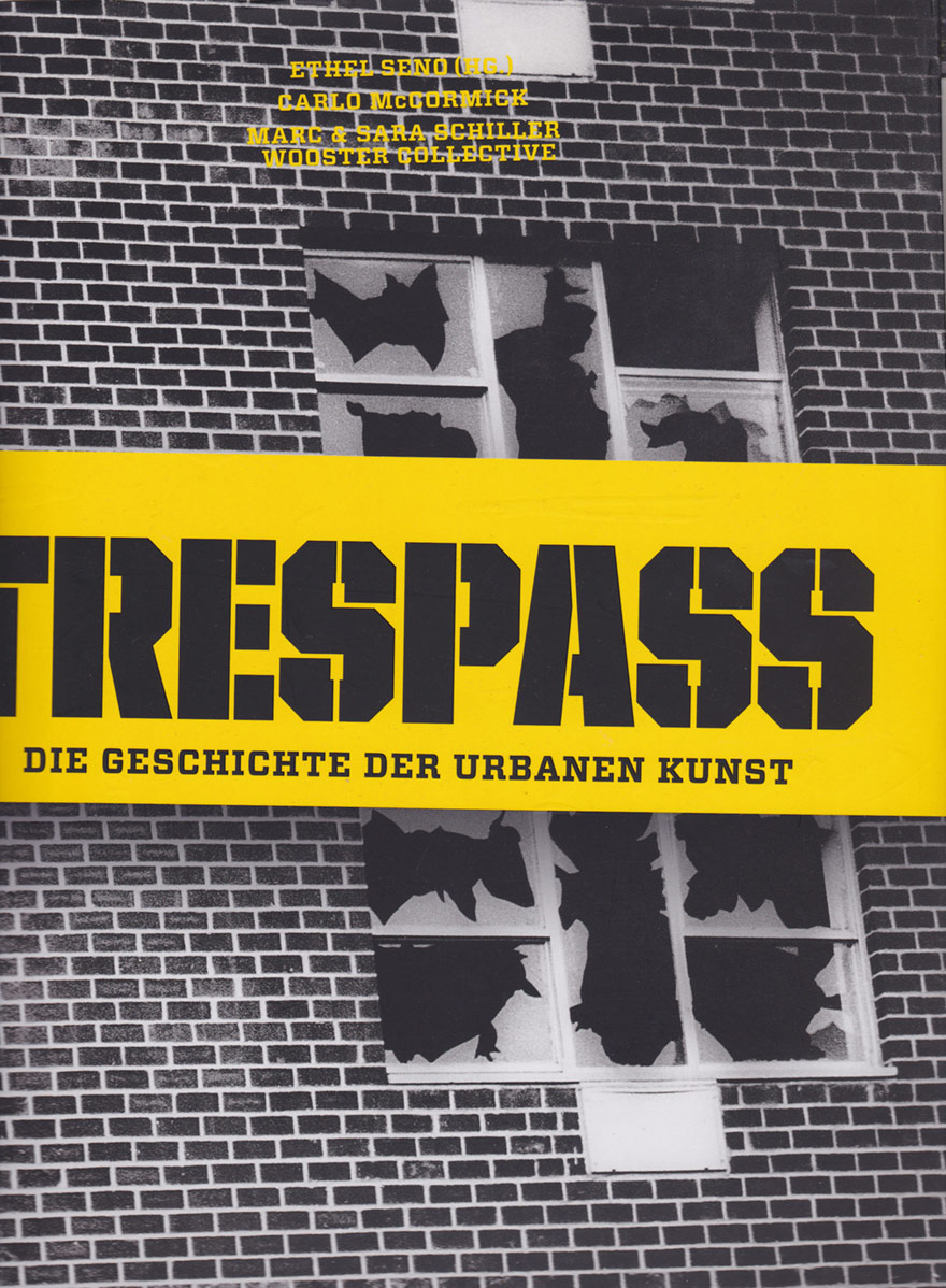 Tresspass Taschen Coffee table book