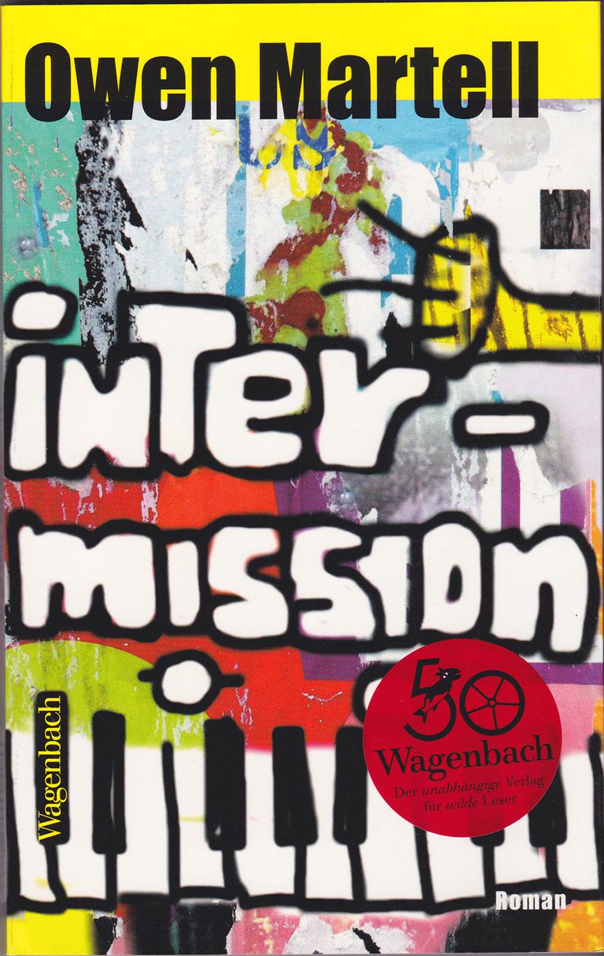Intermission Buch