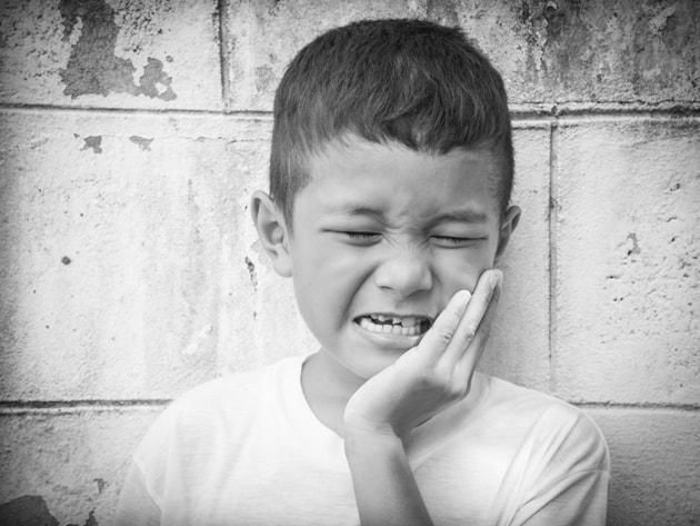 Strömtipps für den Arztbesuch: Schmerzende Stelle am Kiefer strömen