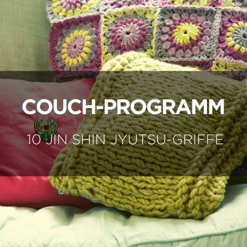 Jin Shin Jyutsu für die Couch
