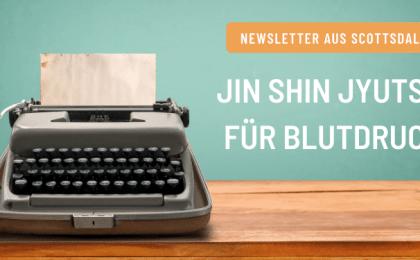 Jin Shin Jyutsu für Blutdruck