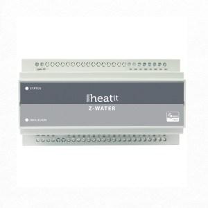 Heat-IT 6 x NO Z-Wave regulator 24V