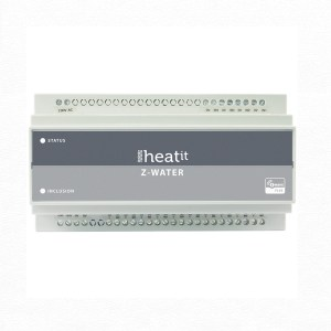 Heat-IT 6 x NO Z-Wave regulator 24V