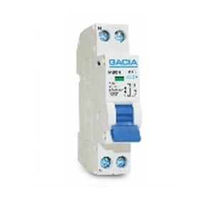 GACIA M80N-C20 inst. 1p+n C20 6kA (18mm)
