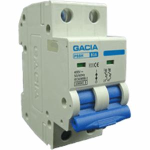 GACIA PB8H-2C16 inst. 2P C16 10kA
