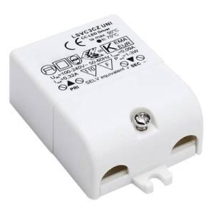 LED driver,6W, 350mA, met trekontlasting