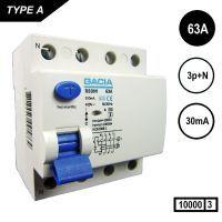 GACIA R80M-6340 Als 4p 63Amp 30mA 10kA