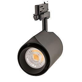 LED ColourDrop spot zwart 38W 36gr Camit