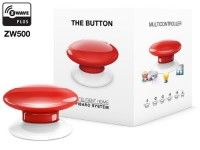 Fibaro BUTTON Rood Z-Wave