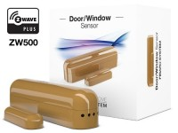 FIBARO Door/Window Sensor 2 Light Brown