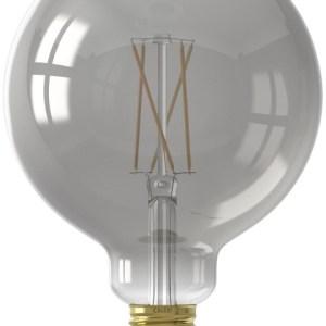 Filament Smokey Globe-lamp G125 E27 220-