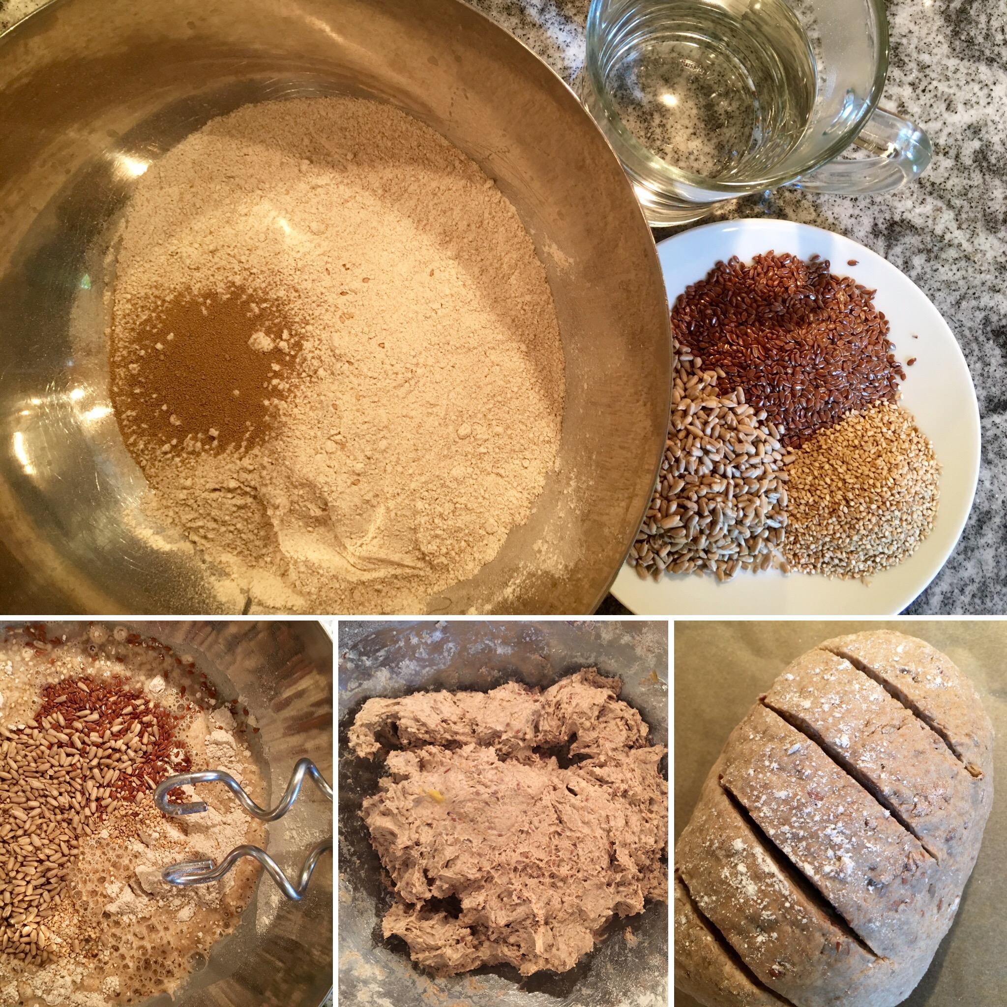 Über das Bier brauen und Brot backen - Anker & Berg