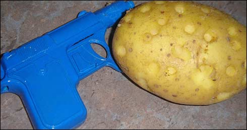 Spud Guns & Potato