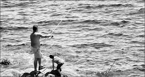Teach Fishing