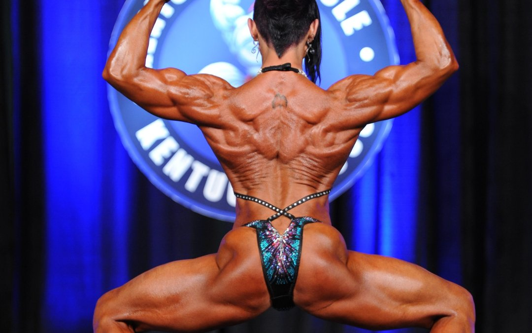 Kentucky Muscle – Individual Posing Routine