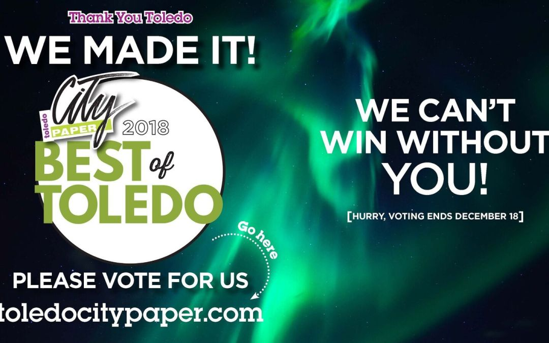 Angela Yeo Needs Your Vote as Best Personal Trainer in Toledo (Best of Toledo 2018)