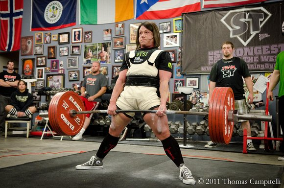 Laura Phelps Powerlifting Movement Clinic at Main Street Barbell – January 27