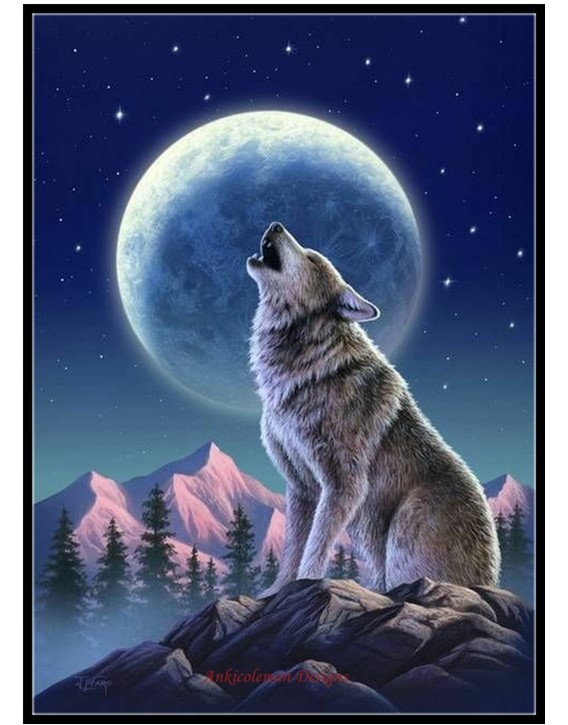 Image result for howling wolf