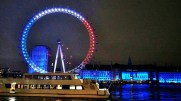London Eye with Thames Cruize