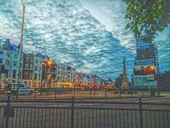 Brighton in the evenings