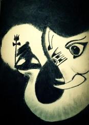 ganesha-sketch